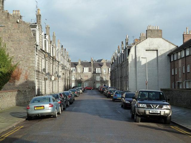 Elmbank Road, Aberdeen