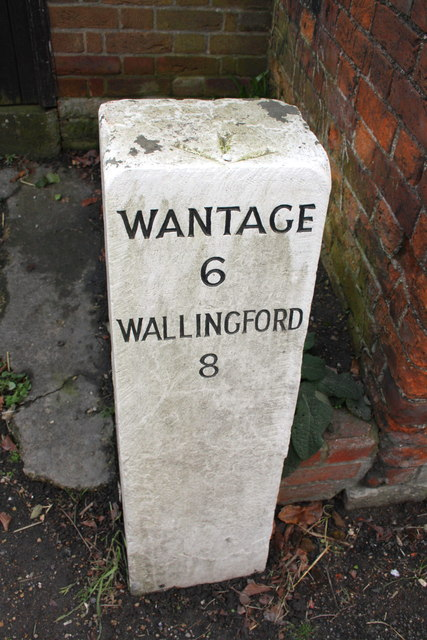 Benchmark on top of milestone. High Street