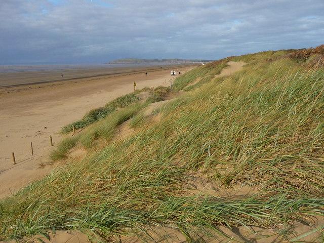 Berrow - Sand Dunes