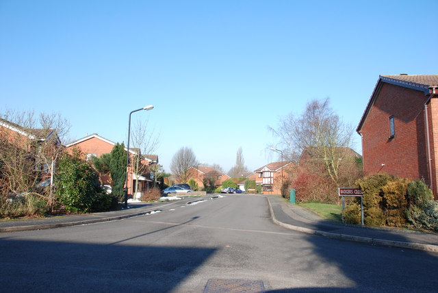Badgers Close, Pelsall, Staffordshire