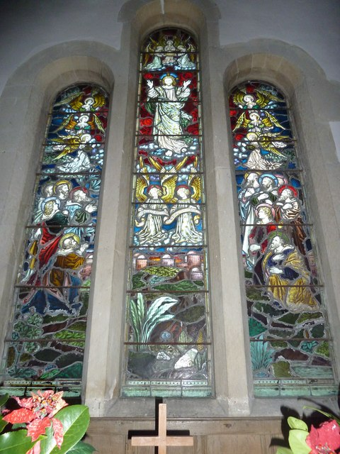 A late November visit to St Nicholas, Newnham (22)