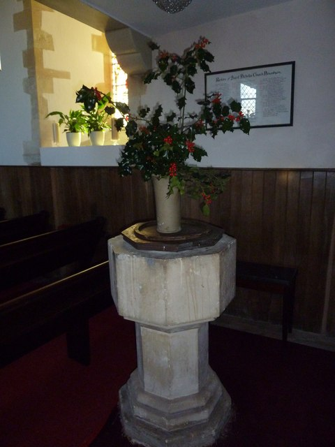 A late November visit to St Nicholas, Newnham (23)