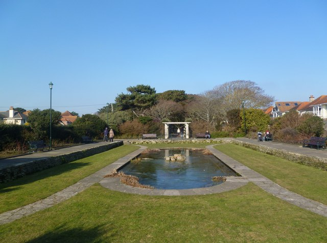 Boscombe, pond