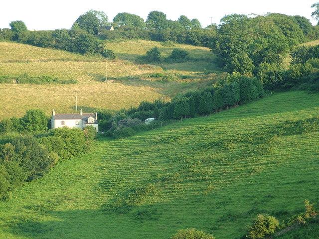 Mesha Cottage and Jawbones barn