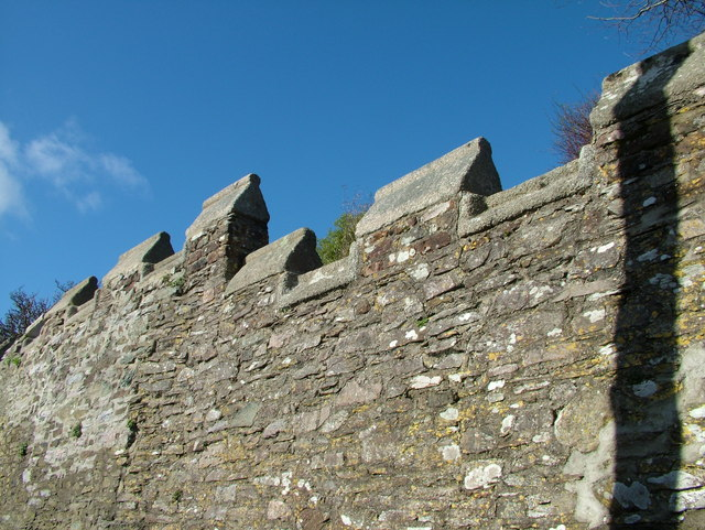 Mount Boone walls