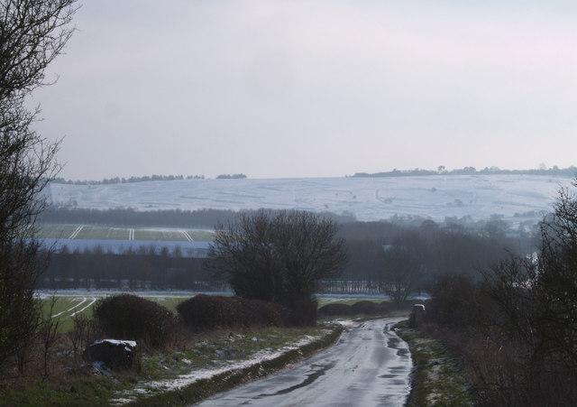 Field system, Burderop Down