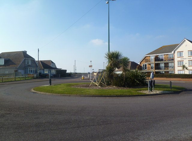 Southbourne, giant deckchair
