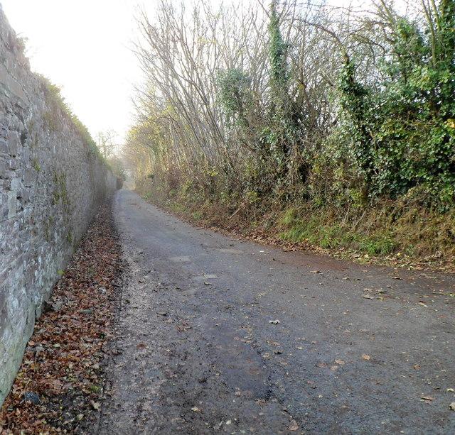 Chain Road, Abergavenny