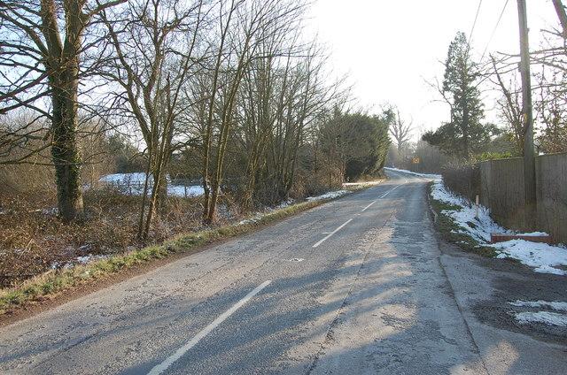 Bedgebury Road (B2079)