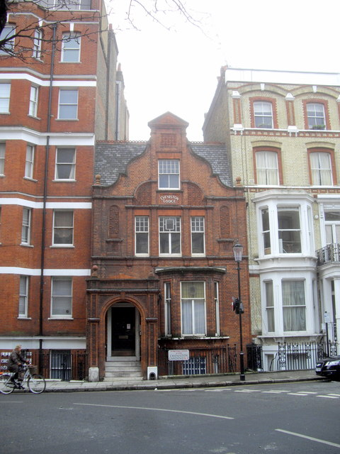 Cheniston Lodge, Kensington