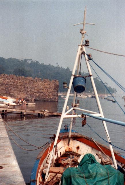 Conwy Quay 1984