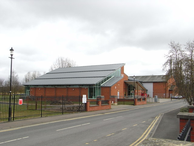 Pershore Leisure Centre