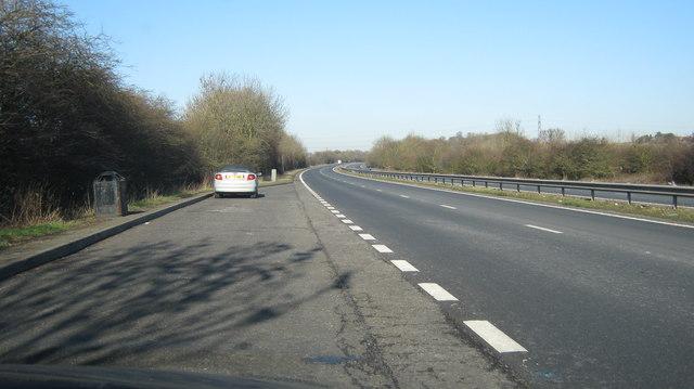 Bypass A38