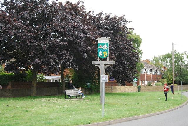 Wouldham Village Sign