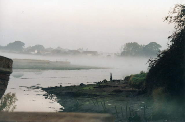 Morning Mist on the Lake 1