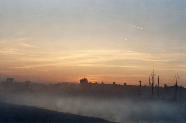 Morning Mist on the Lake 4