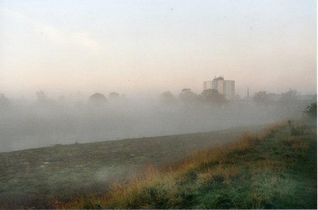 Morning Mist on the Lake 6