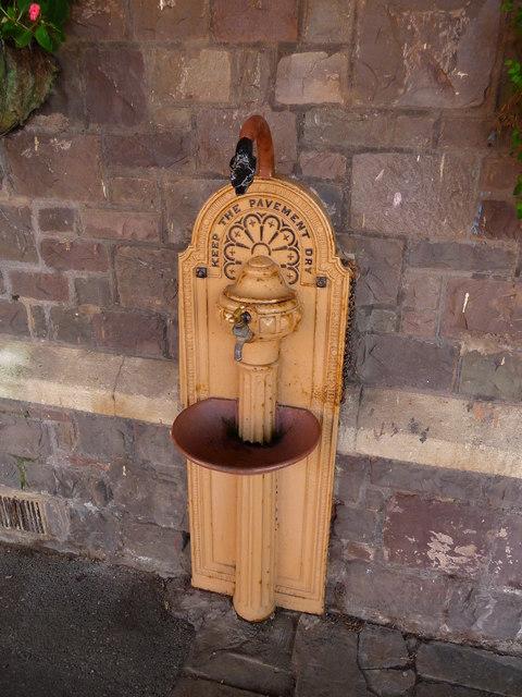 Minehead - Drinking Fountain
