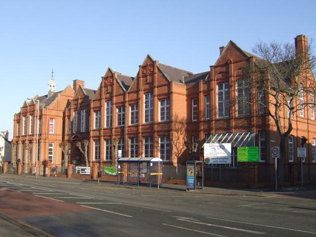 Wolverhampton College - Newhampton Road