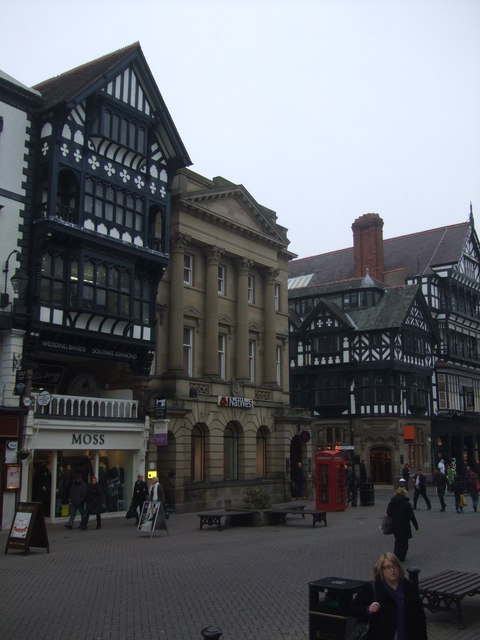 NatWest 33 Eastgate Branch Chester