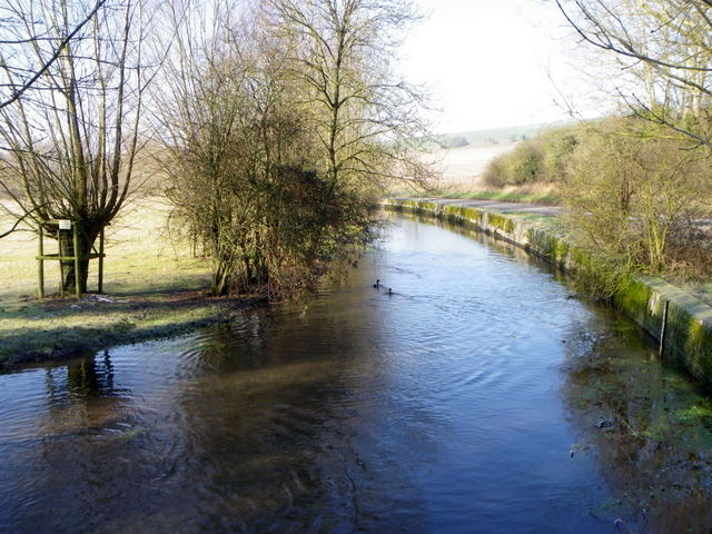 River Ebble, Broad Chalke - 22