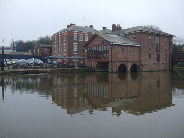 Telfords Warehouse
