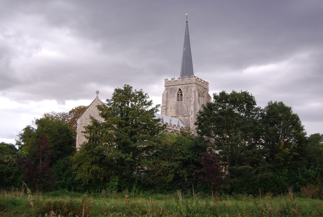 Church of St Mary, Bramford