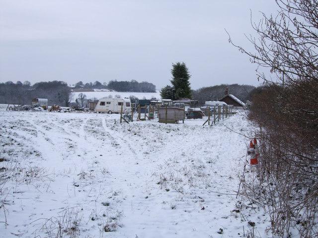 Bungalow, Warren Farm