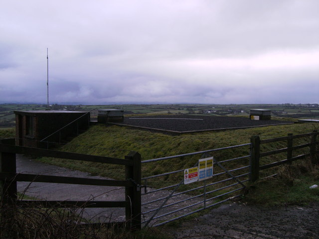 Reservoir on A478