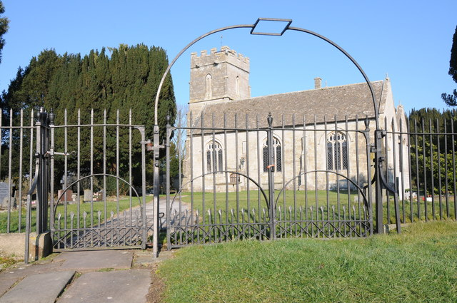 Moreton Valance church