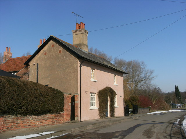 House in Budby