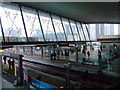 TQ3884 : Stratford DLR station by Thomas Nugent