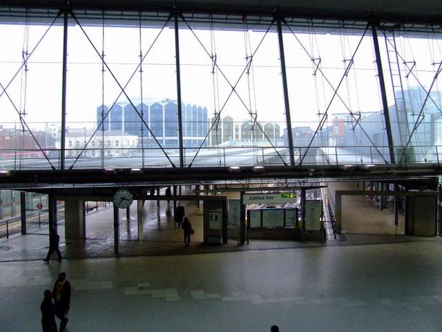 Stratford railway station