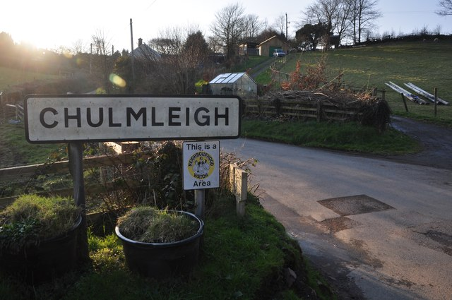 Chulmleigh : Village Sign