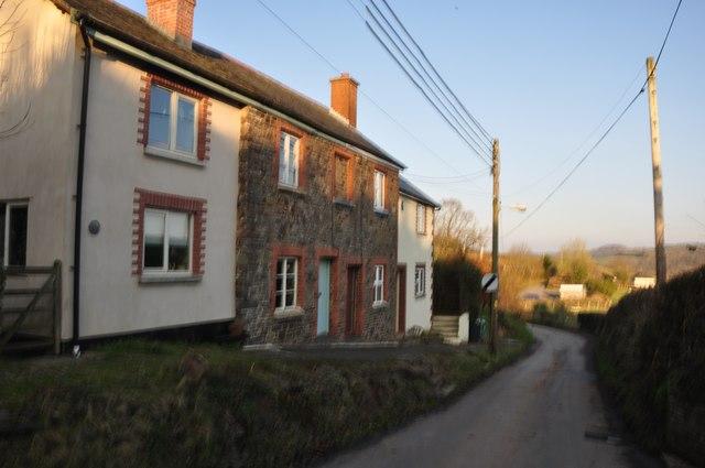 Chulmleigh : East Street
