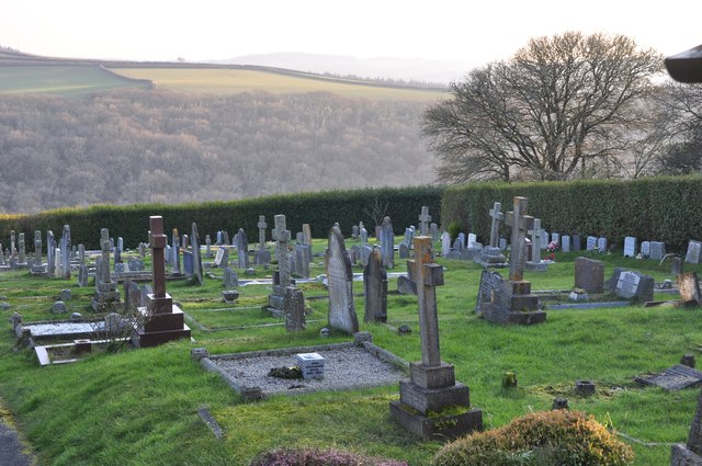 Chulmleigh : Cemetery