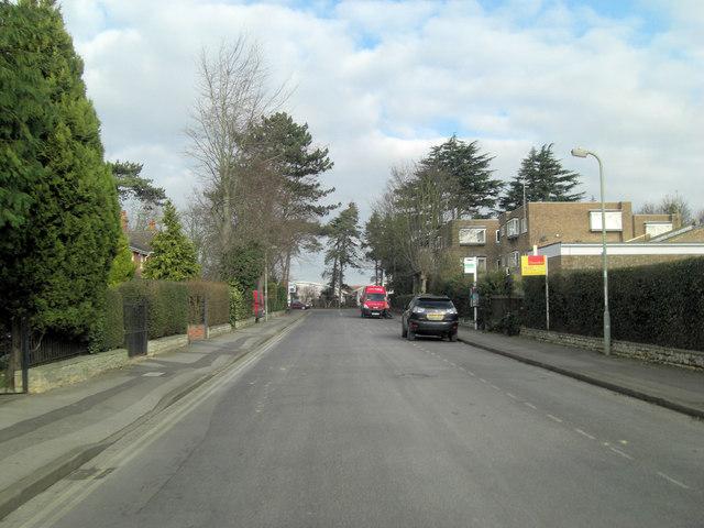 Girdlestone Road
