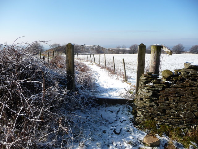 Path off the lane to Abercarn