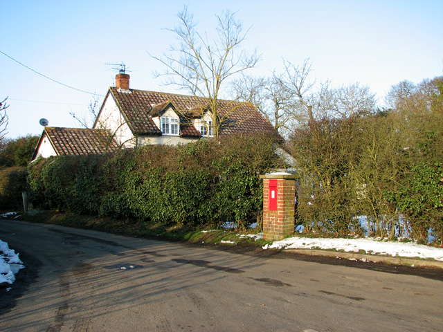 Corner Farm, Chattisham
