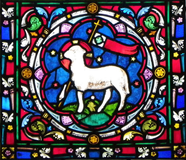 Agnus Dei, St Mary's Church