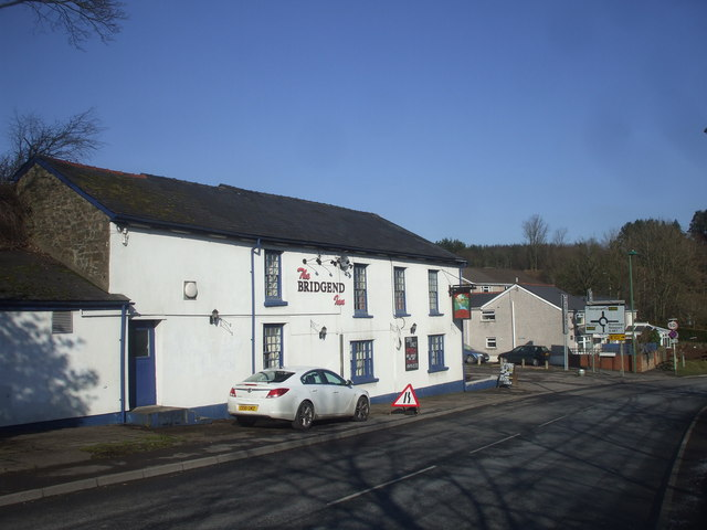 The Bridgend Inn, Brynmawr