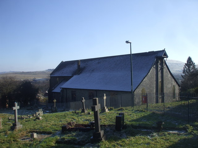 Church of St Mary the Virgin, Brynmawr