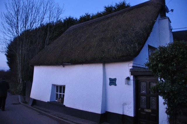 Mid Devon : Turnpike Cottage