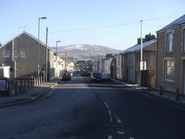 George St, Brynmawr