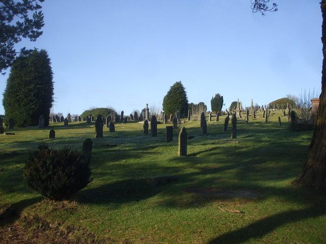 Brynmawr Cemetery