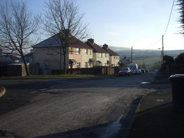 Henderson Rd, Twyn Cynhordy, Brynmawr
