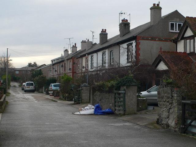 Shamrock Terrace, Tywyn