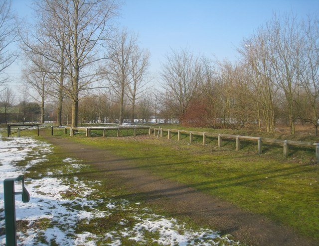 Reserve car park