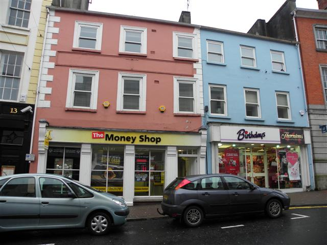 The Money Shop / Birthdays, Enniskillen