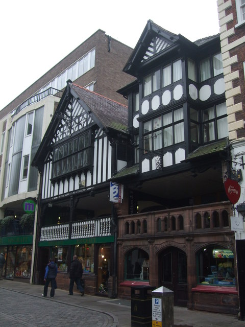 Toycraft on Watergate Street Chester